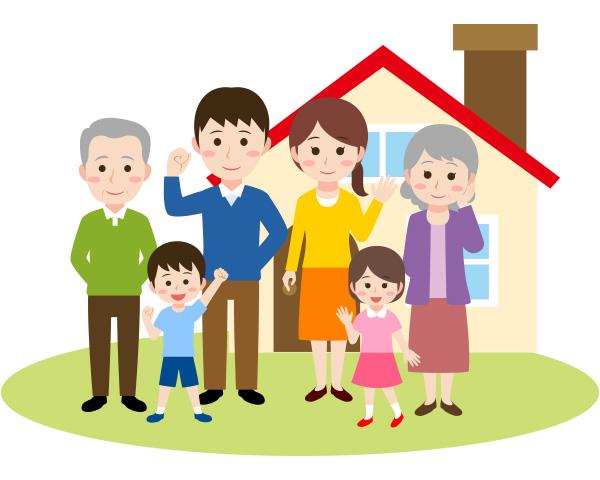 家族・生活背景まで診る